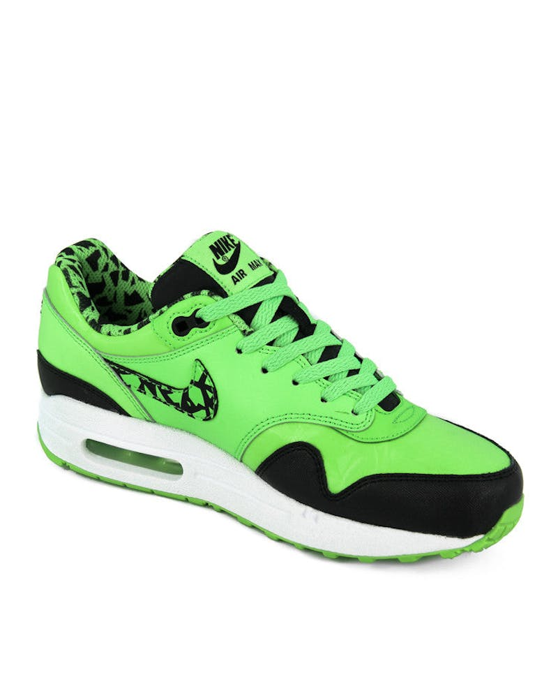 Air Max 1 FB (gs) Green/black