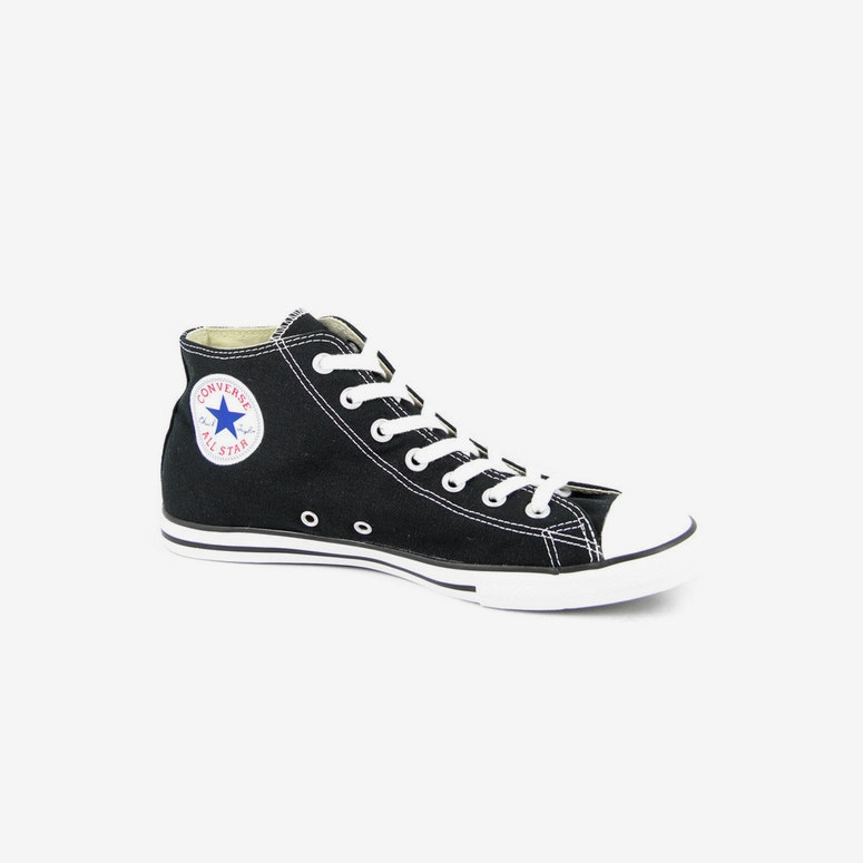 Chuck Taylor Lean Mid Black/white