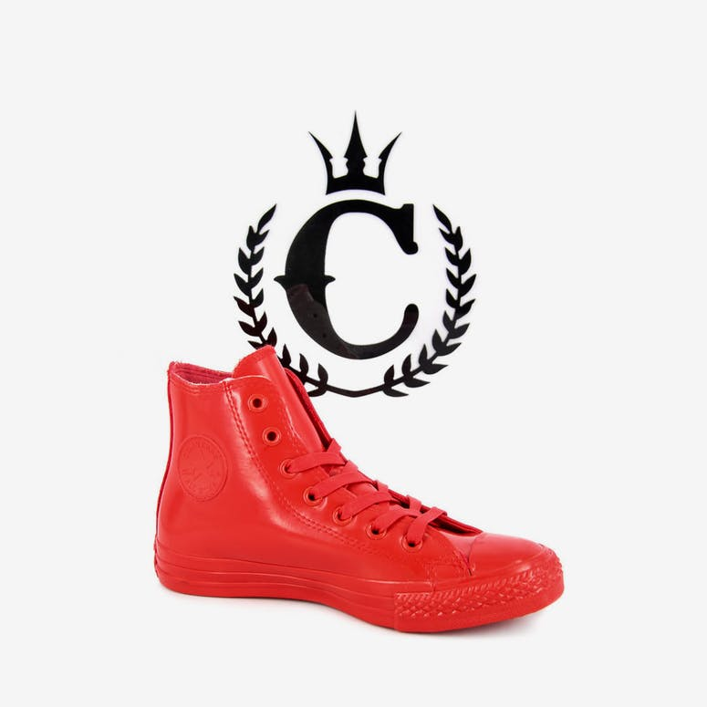 Womens Rubber HI Red