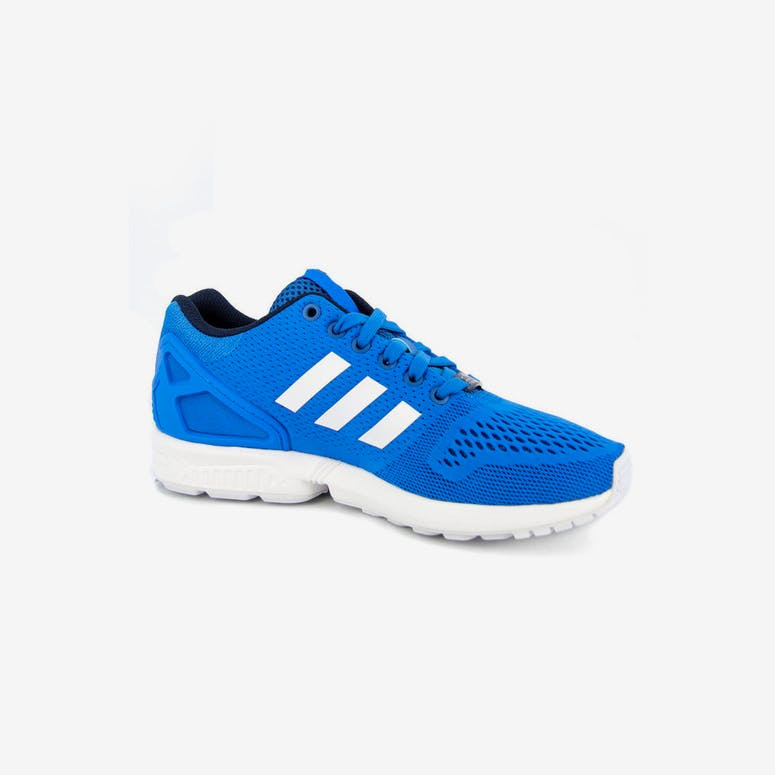 ZX Flux Blue/white/blac