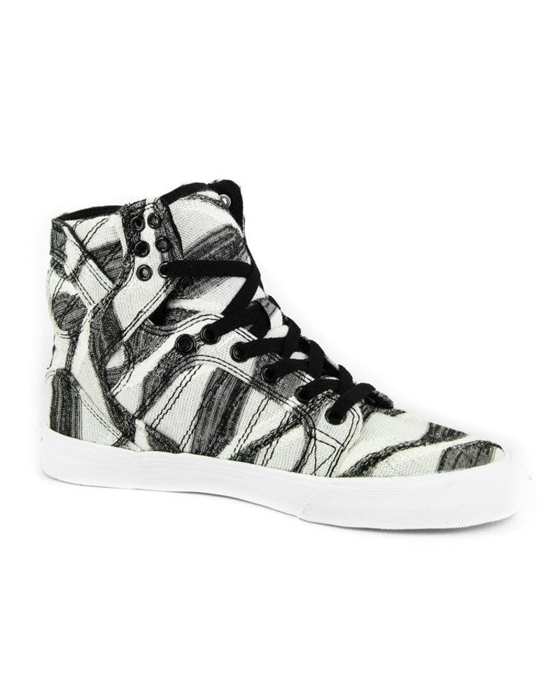 Womens Skytop White/black