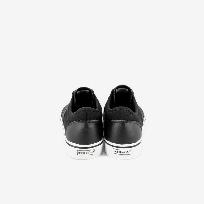 big sale 3696b 8e11c Adi-ease Blackblackred. Adidas Originals ...