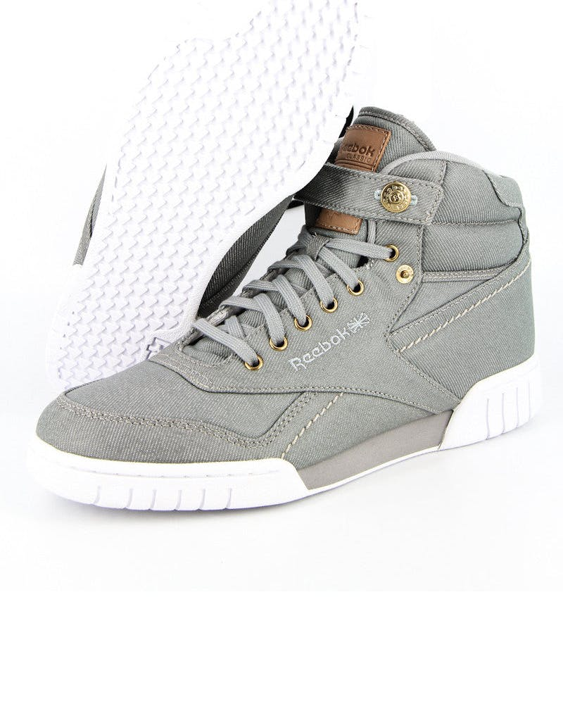 Exofit Plus HI Grey/white/khak