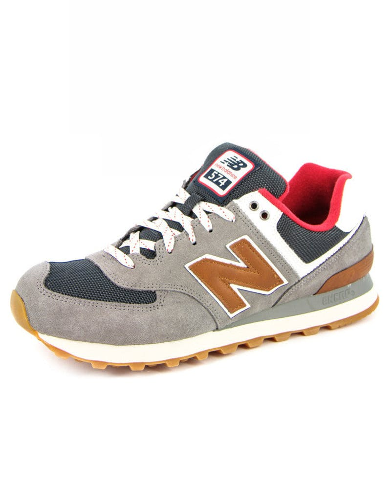 NB 574 Traditionals Grey
