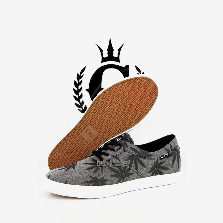Sutter Low-top Charcoal/black