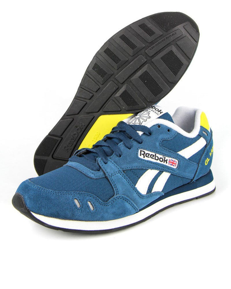 GL 1500 Neon Blue/yellow