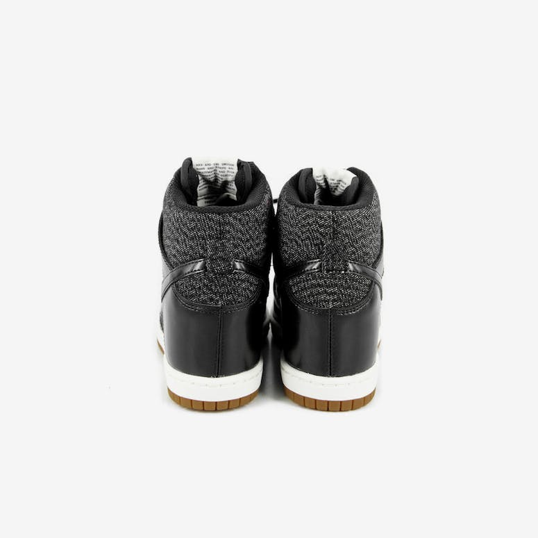 a7b54ac0f191 Nike Womens Dunk Sky HI Essent Black black – Culture Kings