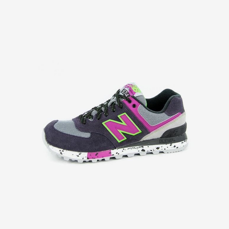 Womens 90s Outdoor 574 Purple/pink