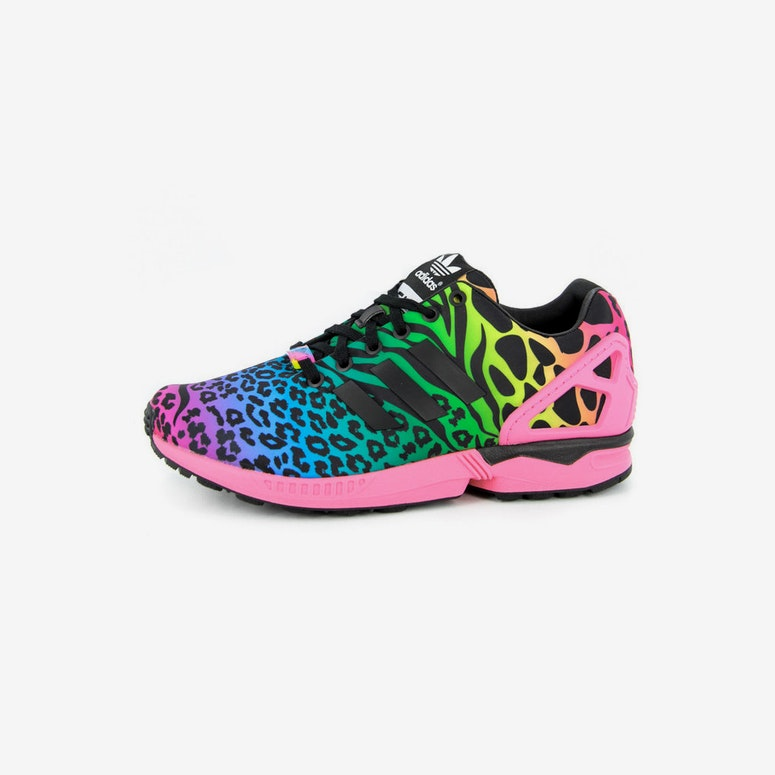 ZX Flux Lapo Pack 2 Pink/black/whit