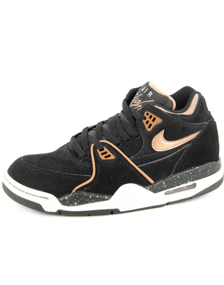 outlet store 92c9c 0bee4 Nike Air Flight 89 Black bronze – Culture Kings