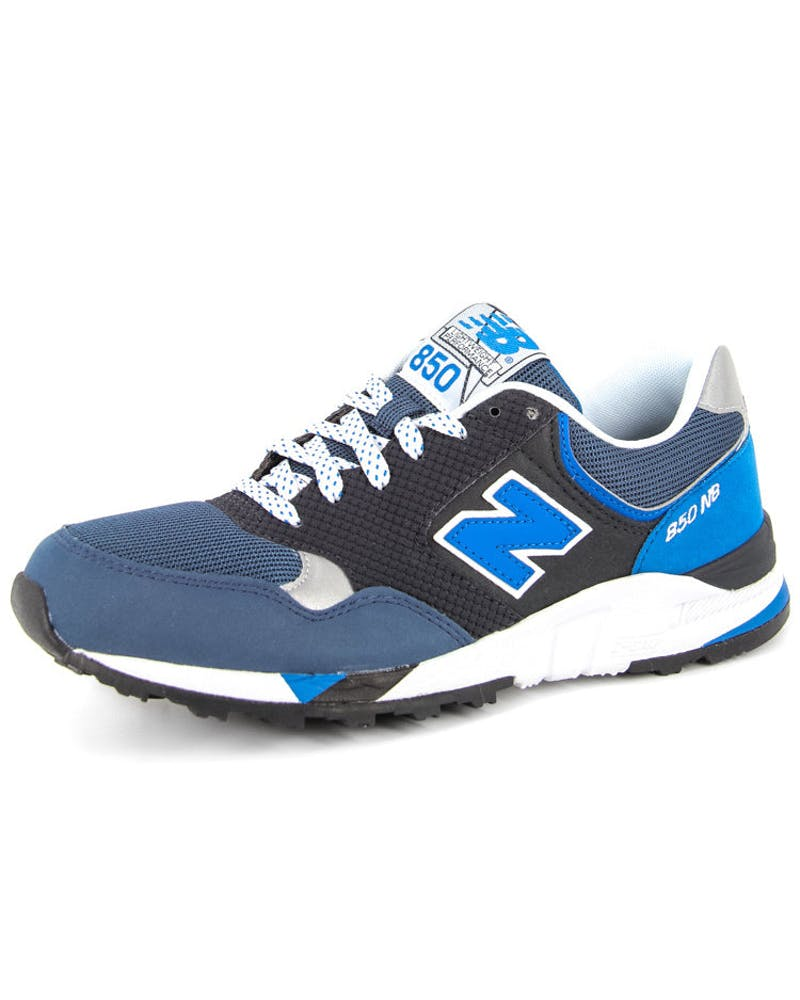 New Balance 850 Black/navy/blue