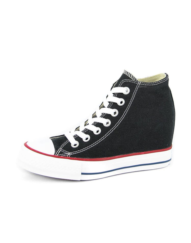 Womens CT Lux Mid Black