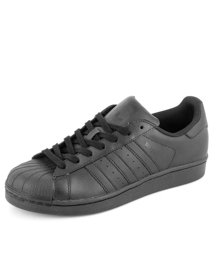 Superstar Foundation Shoe Black/black/bla