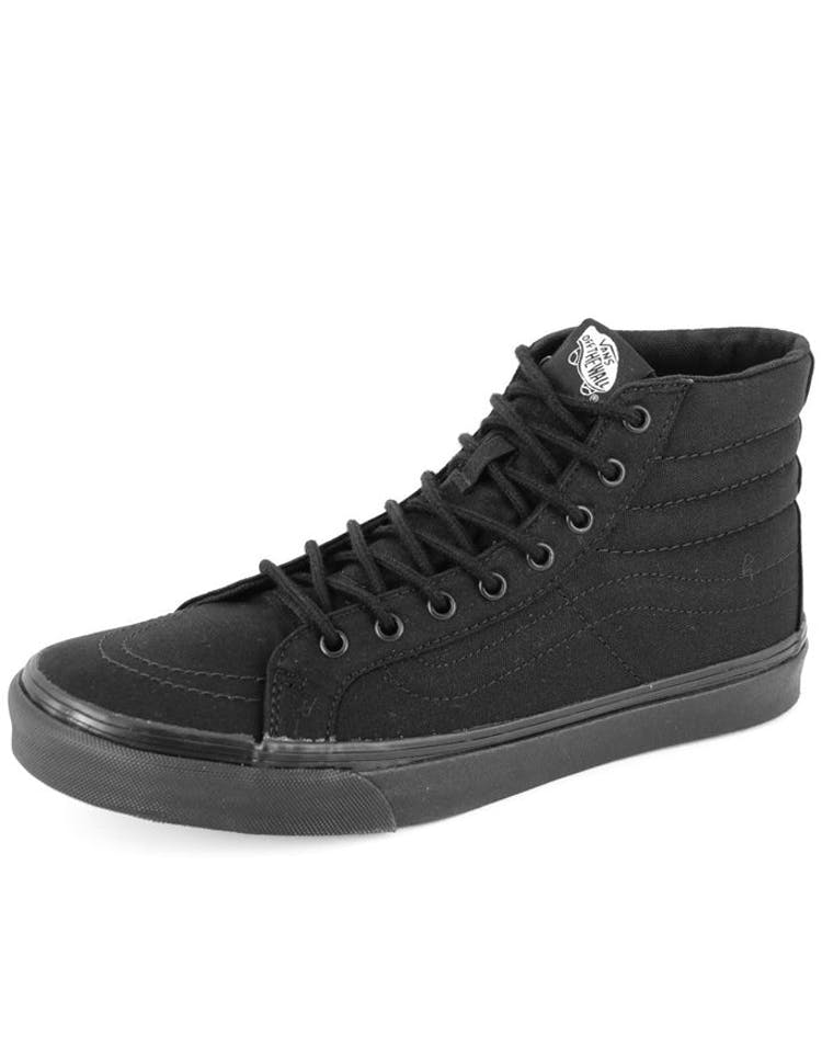 f844d34070 Vans Womens Sk8 HI Slim Black black – Culture Kings