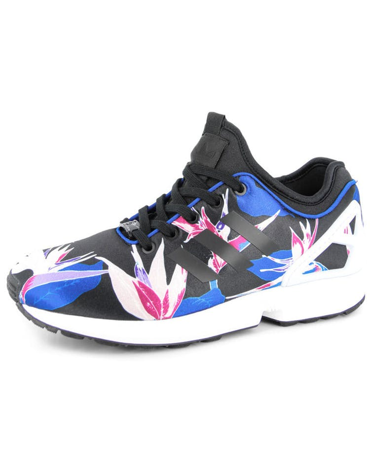 ZX Flux Nps Black/blue/pink