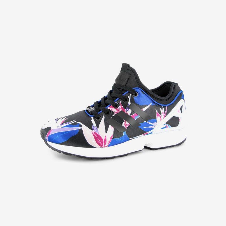 a53bf8660f8d Adidas Originals ZX Flux Nps Black blue pink – Culture Kings