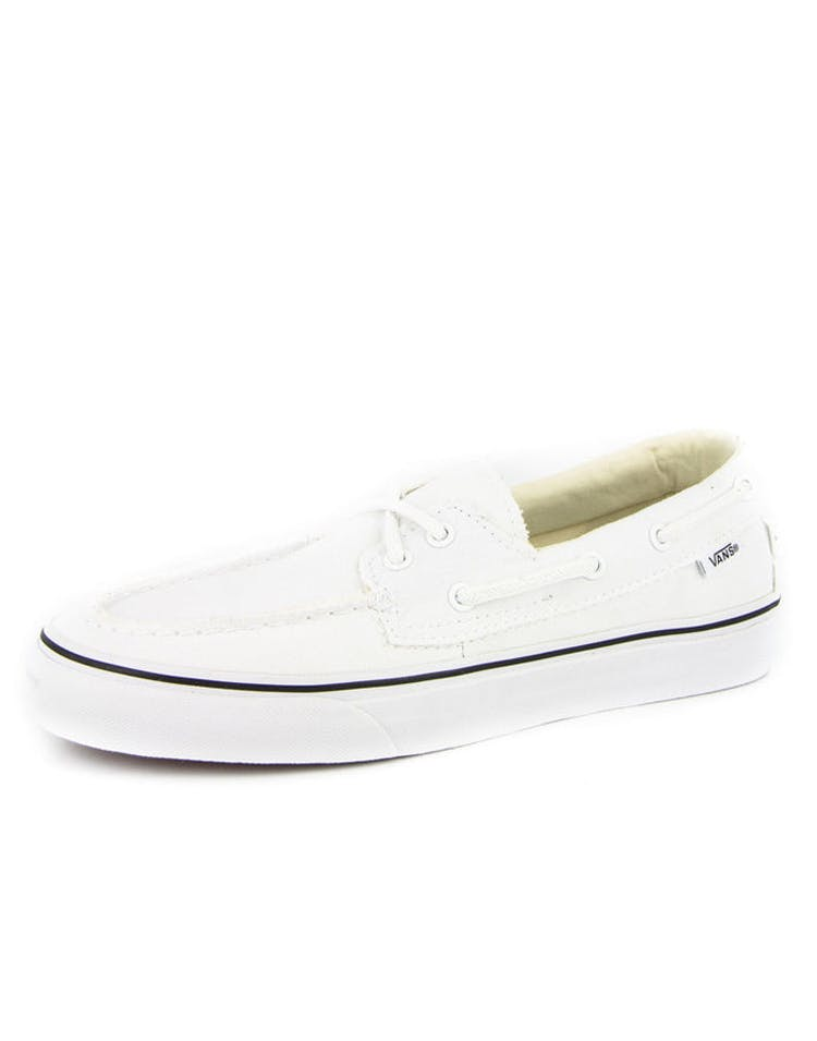 0ad299d3bc529a Vans Zapato Del Barco Boatshoe White – Culture Kings
