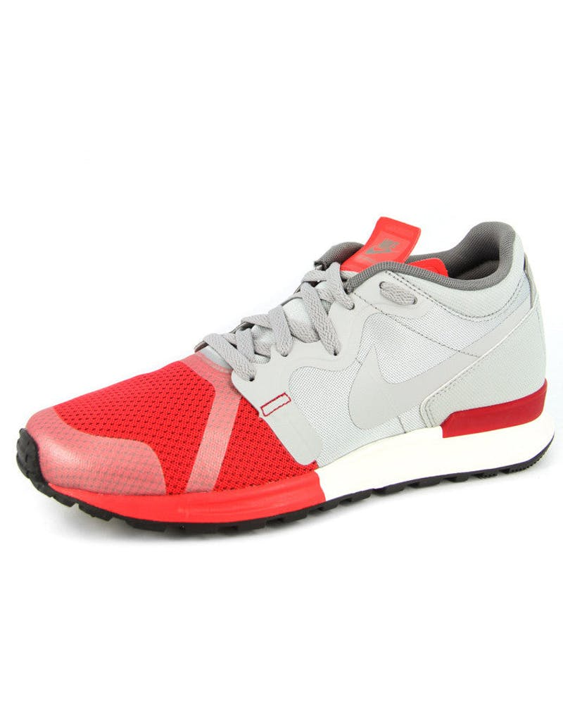Berwuda Mid Quickstrike Grey/red