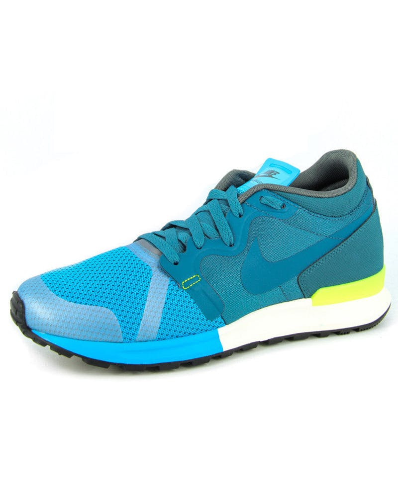 Berwuda Mid Quickstrike Jade/blue/yello