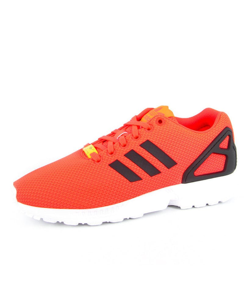 ZX Flux Red/white