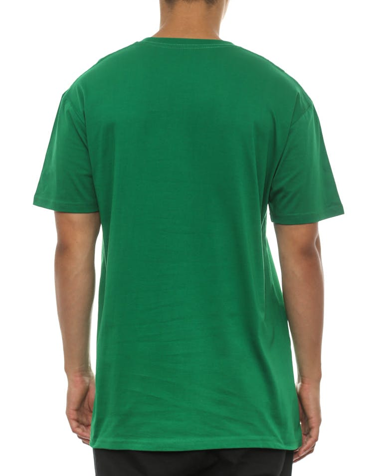 AS Colour Plain Staple T Green
