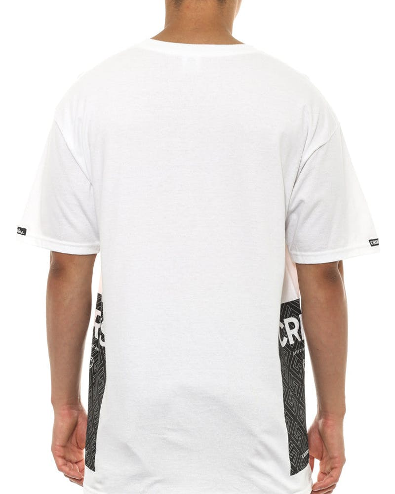 Greco Flags Tee White