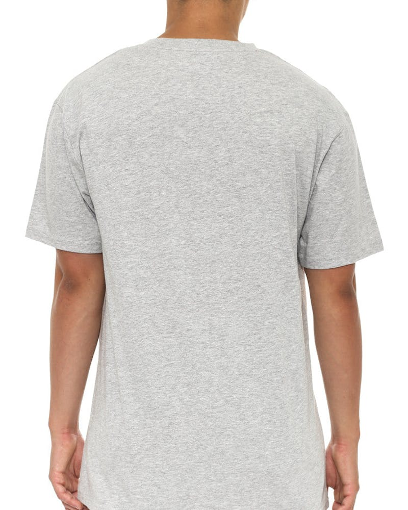 Arch Tee Heather Grey