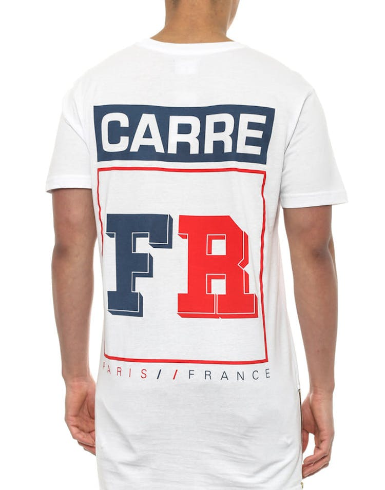 Home Capone 2 SS T White