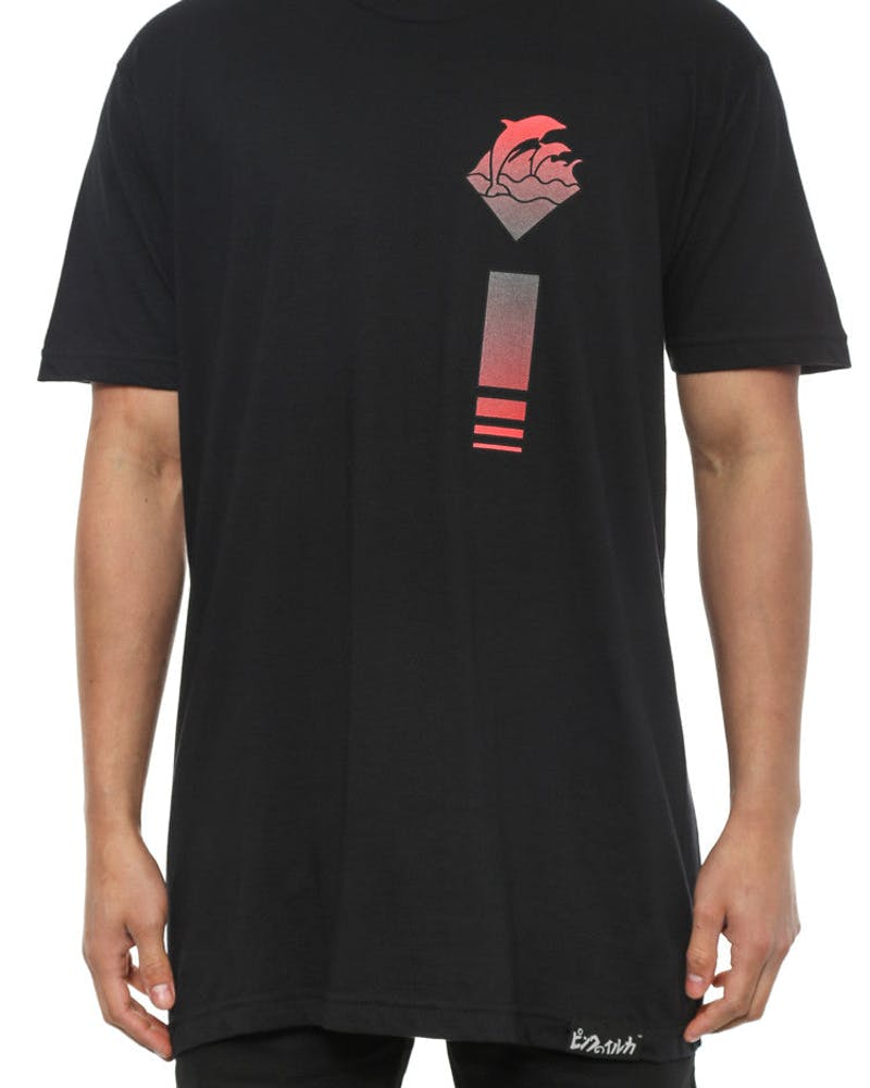 Waves Pulse Tee Black
