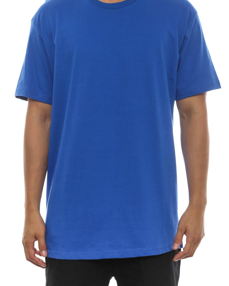 AS Colour Plain Staple T Royal