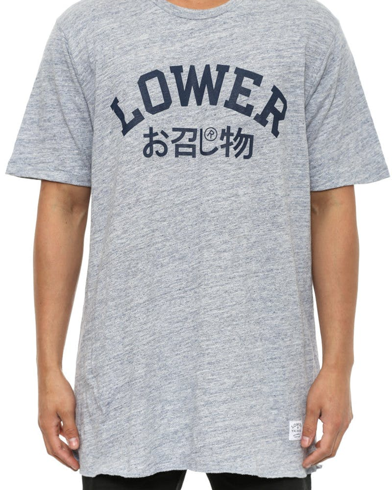 Round About Tee Meiji Grey