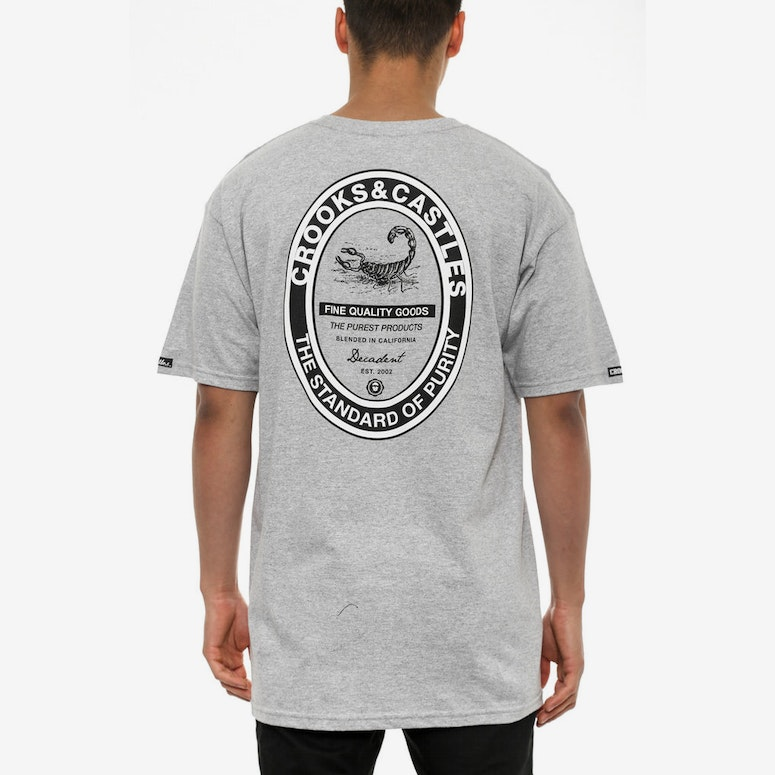 Standard of Purity Tee Grey