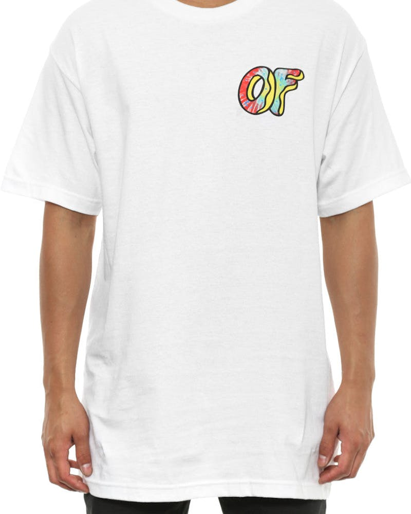 Awesome Donut Tee White