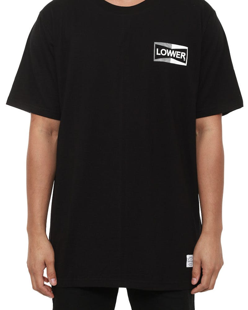 Alloy Qrs Tee Black