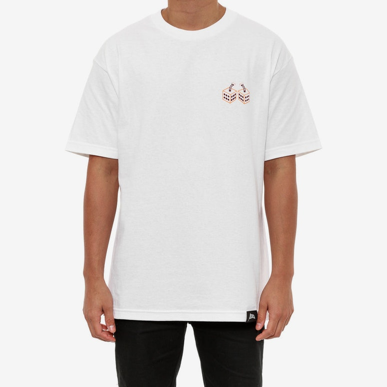 Dice Club SS T White