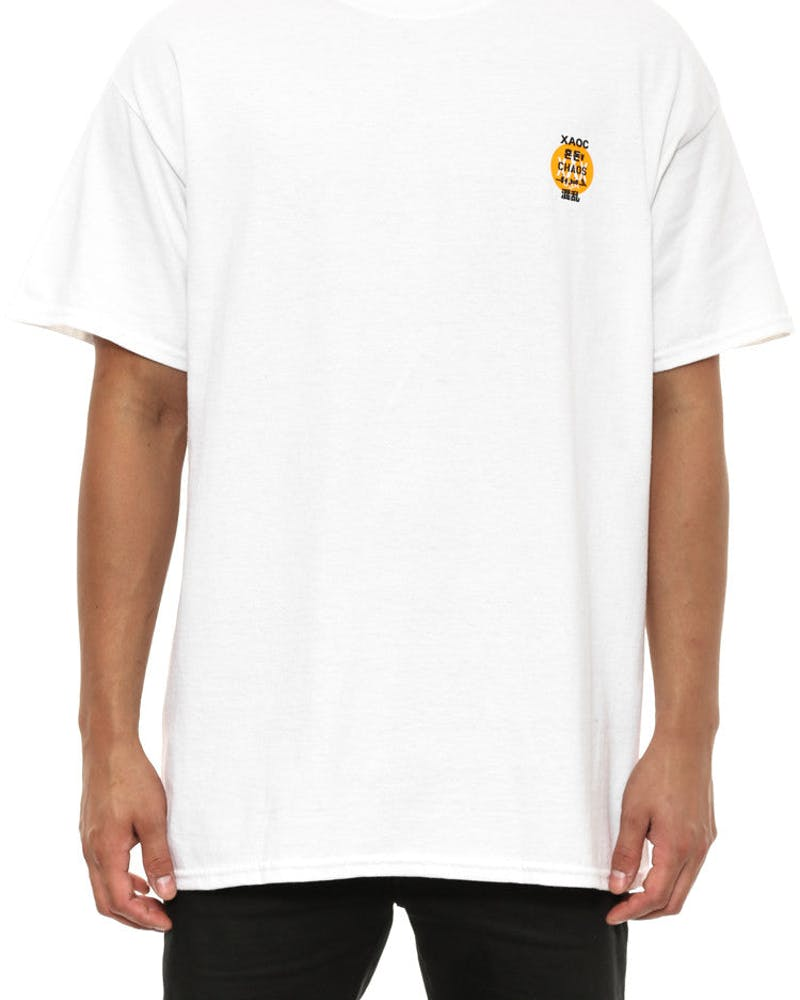 Confusion Tee White