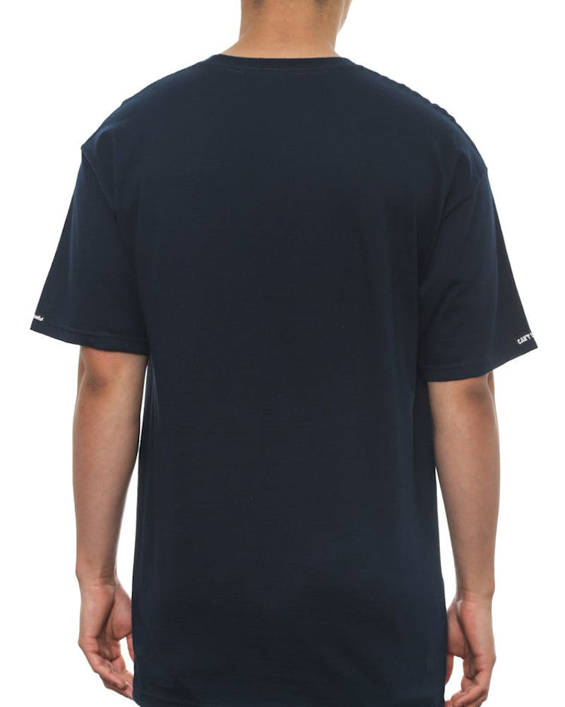 Dont Test Tee Navy