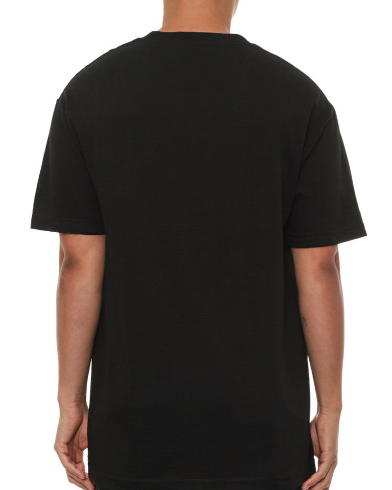 X Clsc Jacobs Tee Black