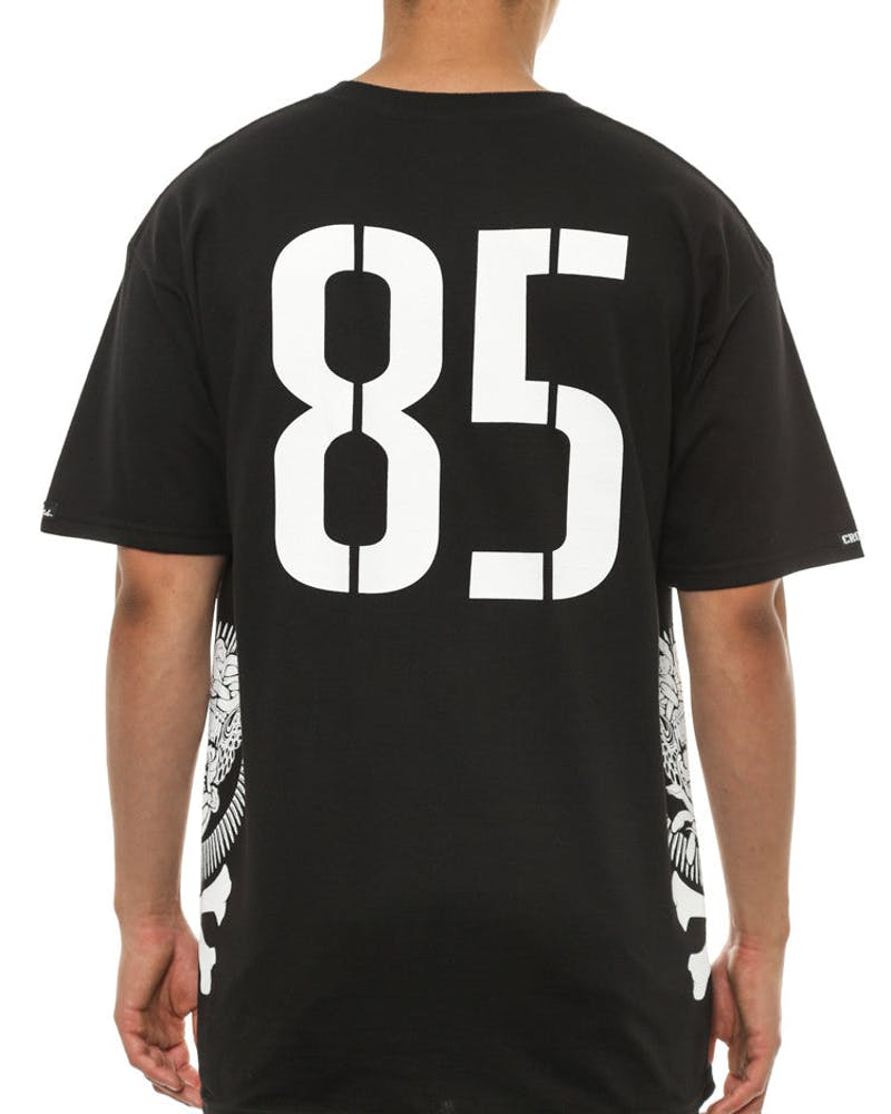 Crooks Volume Tee Black