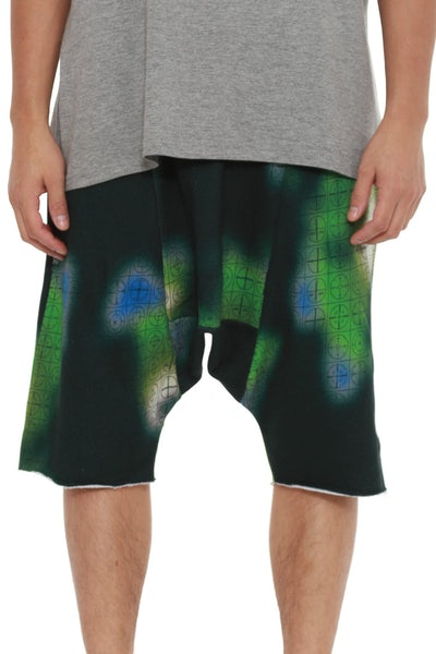 Thermo Sweat Short Black/multi-col