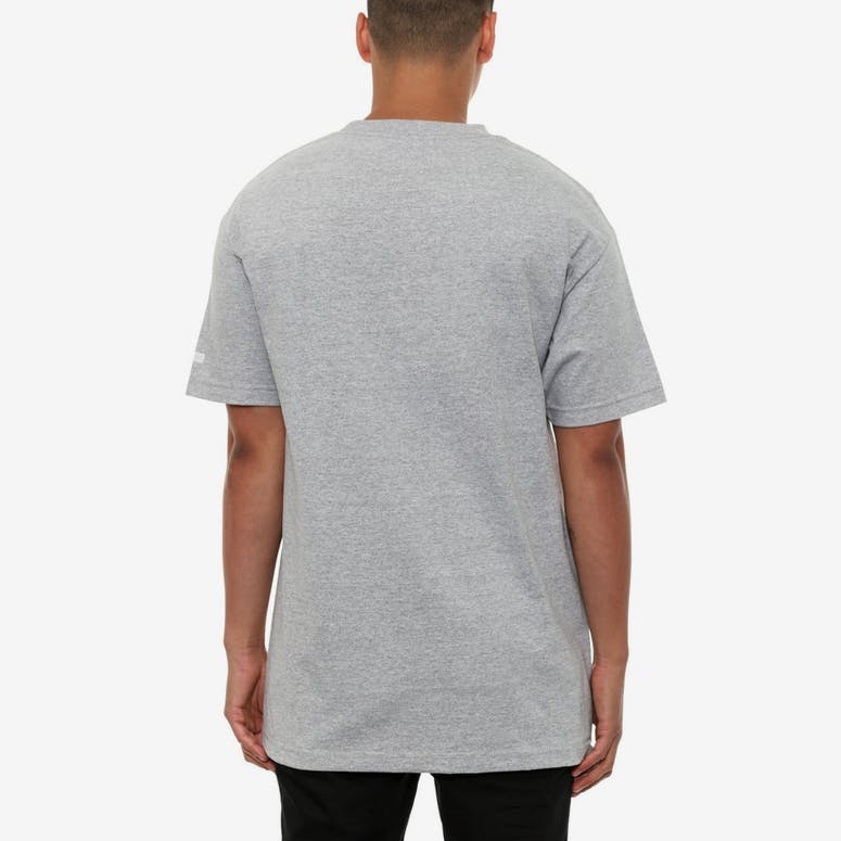 X Clsc Jacobs Tee Heather Grey