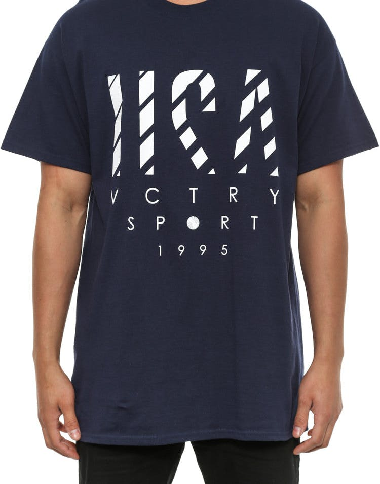 Lafontaine Tee Navy