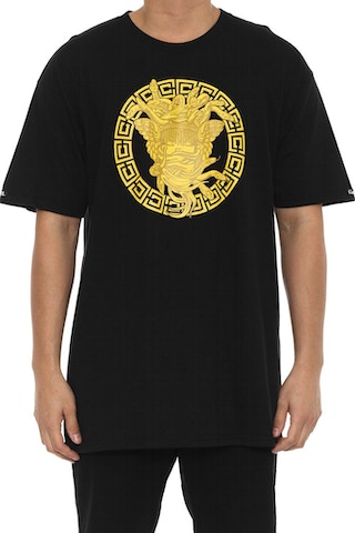 Metal Medusa Tee Black