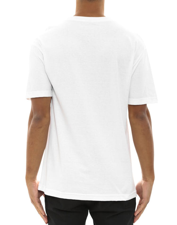 Mighty Leaf Tee White
