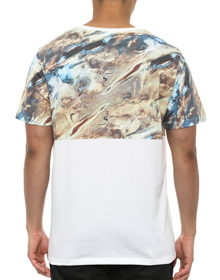 Liquid Sand Sublimated White/multi-col