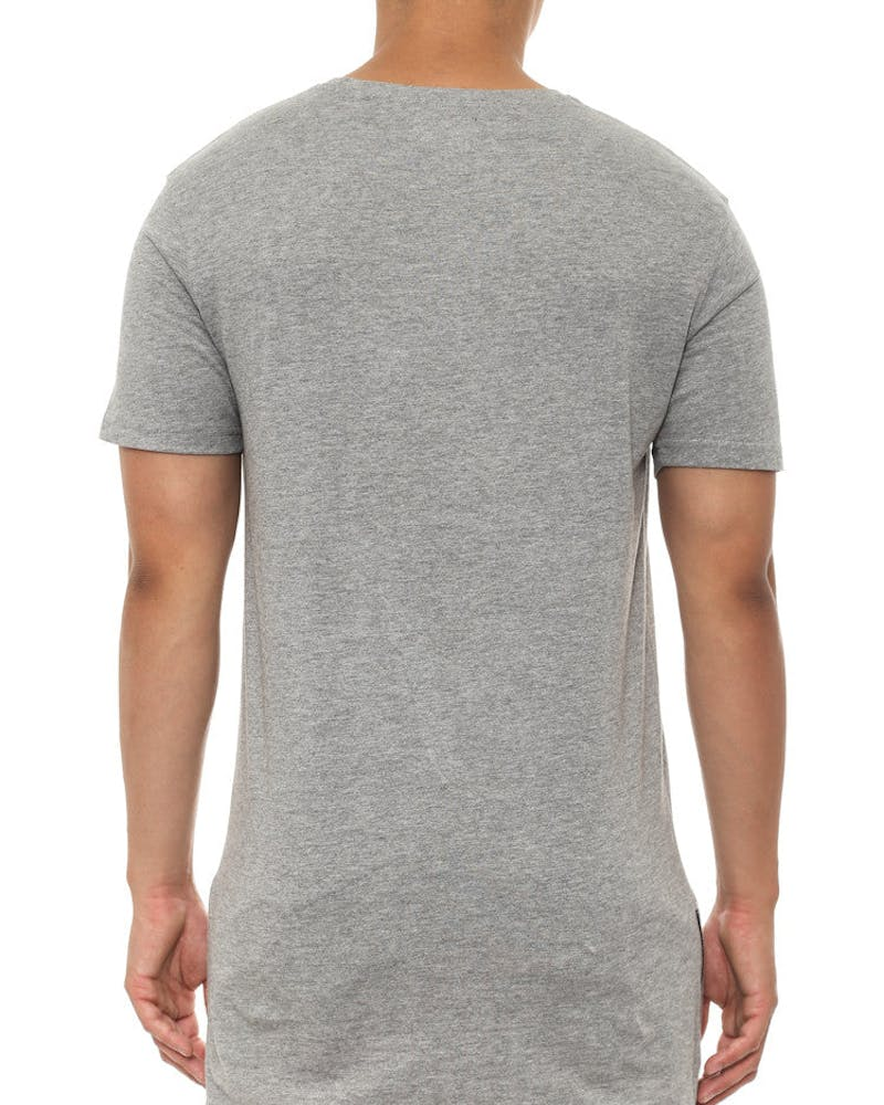 Box Section Capone T Grey