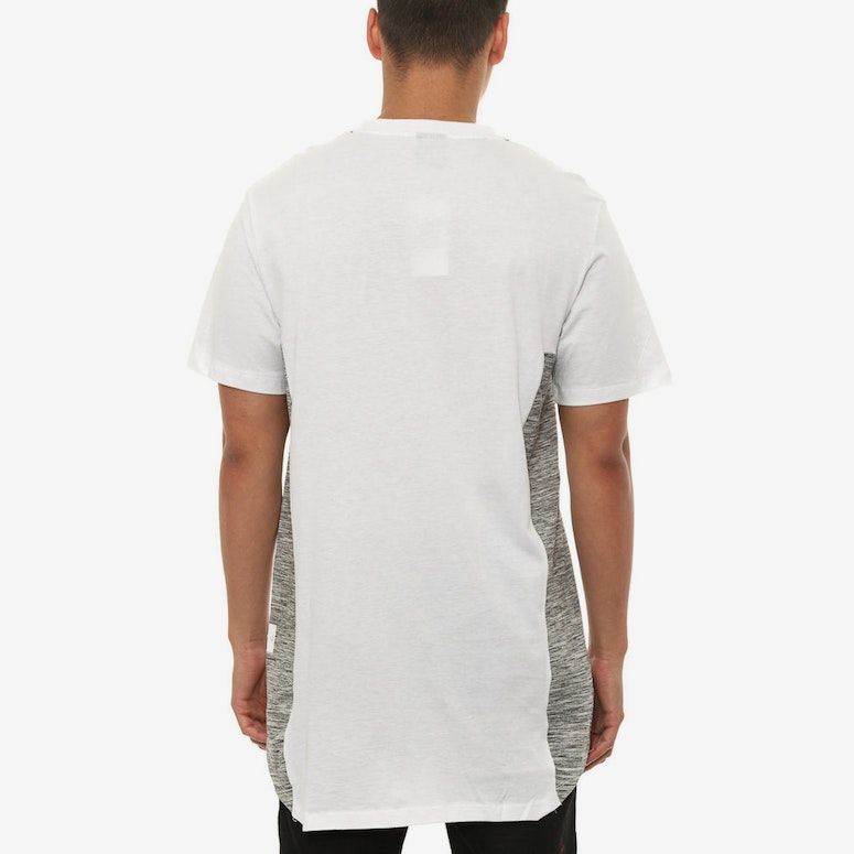 Hardgraft Panel Tee White