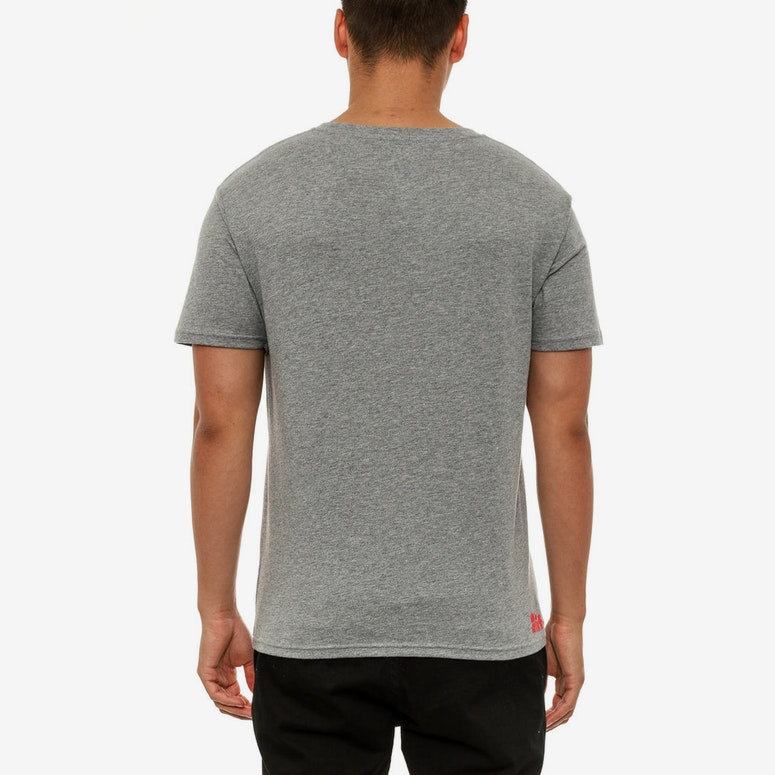 Core Premium Short Sleeve Tee Grey