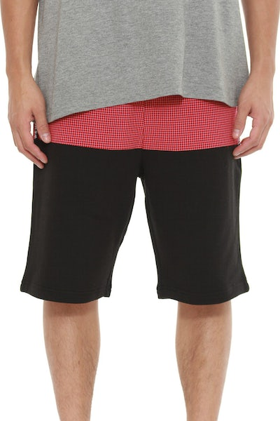Bombay Sweat Short Black