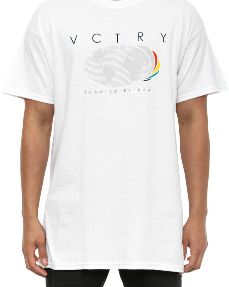 World Sport Tee White